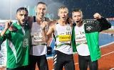 Mateusz Borkowski z Krynek z dwoma brązami Mistrzostw Polski - na 800 i 1500 metrów