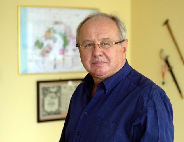 Jerzy Markowski, były wicepremier gospodarki, ekspert górniczy
