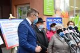 Marcin Warchoł przedstawił swój program dla seniorów