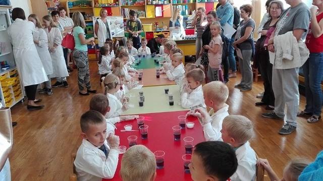 Przedszkole Samorządowe w Strzelcach Krajeńskich wzbogaciło się o nowoczesny sprzęt.
