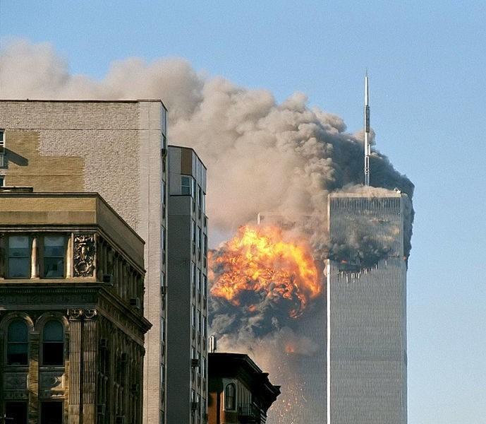 Zamach na World Trade Center i Pentagon z 11 września 2001...