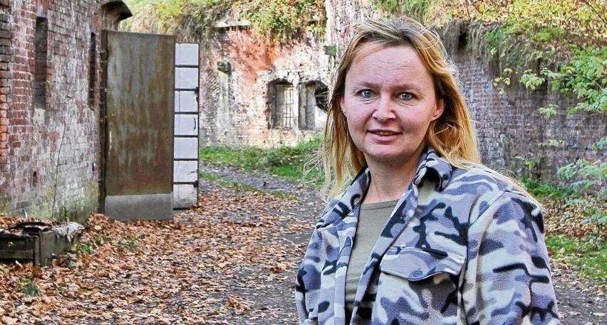 Monika Dębowska z Zielonych Bronowic