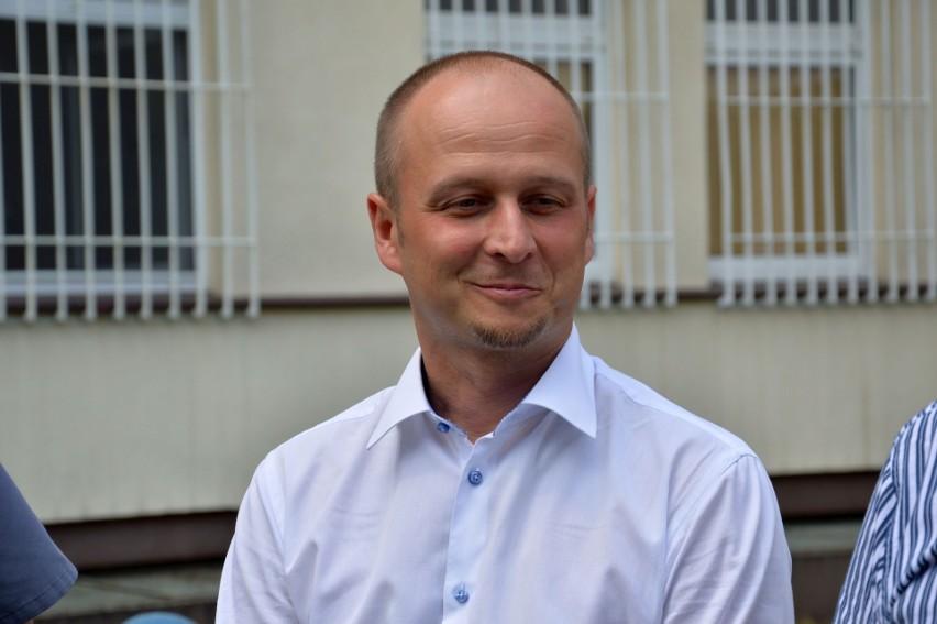 Grzegorz Czajka – były dyrektor szpitala, nowy prezes Stali...