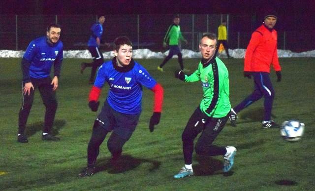 Pogoń Świebodzin i Tęcza Homanit Krosno Odrzańskie przygotowują się do rundy rewanżowej rozgrywek IV ligi