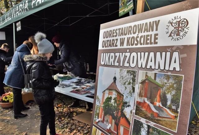 Kwesta na cmentarzu w Pakości odbyła się w dniach 1 i 2 listopada