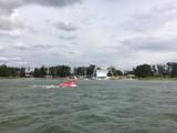 Jezioro Miedwie. Strażacy wydobyli z wody ciało młodego mężczyzny