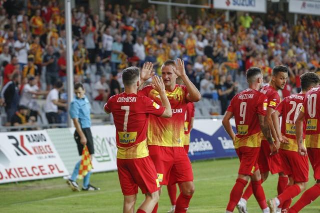 Korona Kielce pokonała Skrę Częstochowa 2:0 w piątek 30 lipca. Zobacz nasze zdjęcia z tego pojedynku!