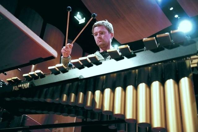 Międzynarodowy festiwal zainaugurowała w Operze i Filharmonii Podlaskiej norweska Orkiestra Symfoniczna z Trondheim. Jako solista wystąpił Eirik Raude (na zdjęciu).