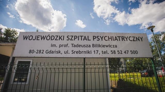 Wygląda na to, że sytuacja z koronawirusem w Wojewódzkim Szpitalu Psychiatrycznym w Gdańsku jest opanowana