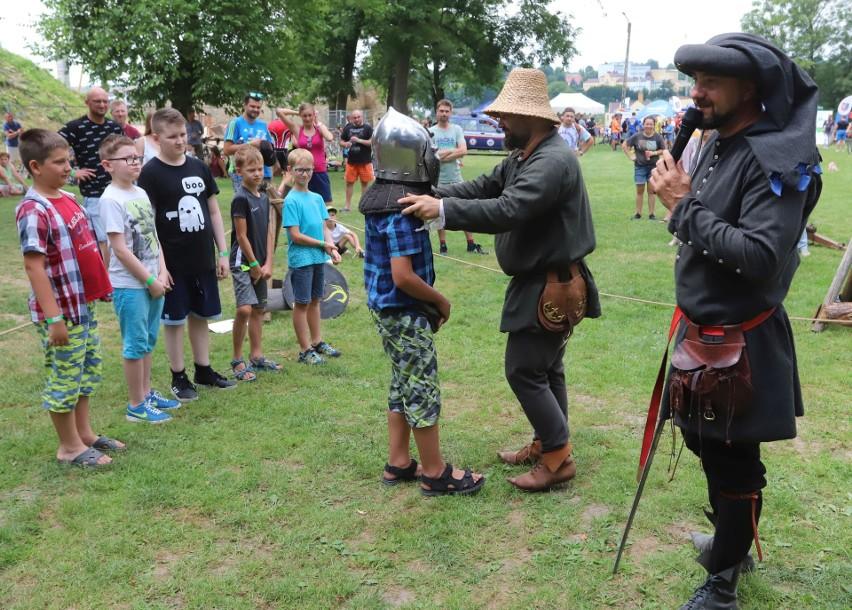 W niedzielę 25 lipca na iłżeckim zamku odbyło się wydarzenie...
