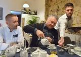 Robert Sowa odwiedził kielecką restaurację Mo-Ja. Był zachwycony [WIDEO, zdjęcia]
