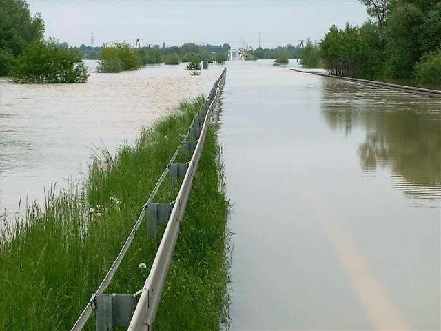 Polder Żelazna ma m.in. zabezpieczyć przez zalaniem obwodnicę północną Opola i pobliską strefę ekonomiczną