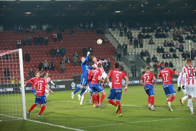 05.12.2019 rok. Totolotek Puchar Polski: Cracovia - Raków.
