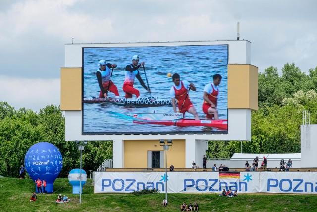 Poznańska Malta będzie za dwa lata organizatorem prestiżowych zawodów kajakarzy, czyli Pucharu Świata