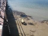 Głębokie. Na plaży dzieci bawią dziś w piachu tam, gdzie kilka lat temu był metr wody. Kto uratuje jezioro?