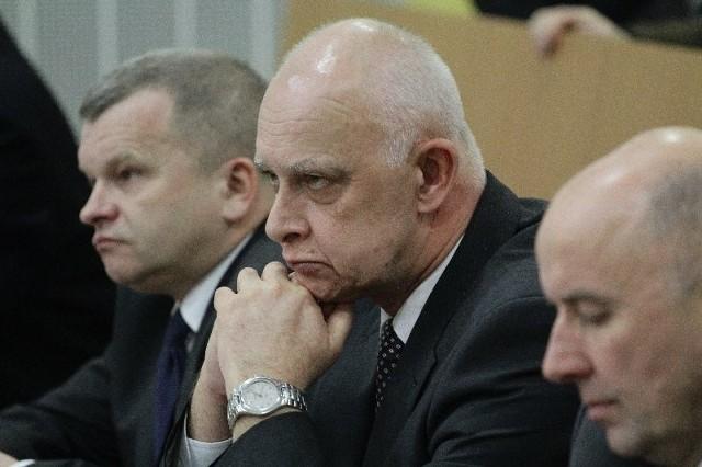 Od lewej: Jacek Piorunek, Jarosław Dworzański, Cezary Cieślukowski
