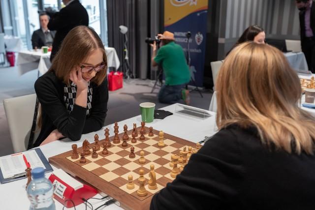 Alicja Śliwicka jest jedyną zawodniczką z regionu, która gra w finale MP