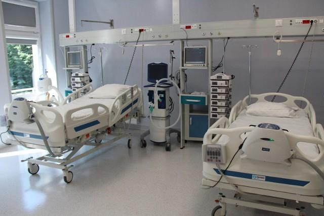 Otwarcie nowego, poszerzonego Oddziału Intensywnej Terapii w czeladzkim szpitalu Zobacz kolejne zdjęcia/plansze. Przesuwaj zdjęcia w prawo - naciśnij strzałkę lub przycisk NASTĘPNE