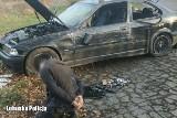 Szaleńczy pościg za 28-letnim kierowcą BMW przez Żarki Wielkie. Nie miał prawka i posiadał przy sobie narkotyki