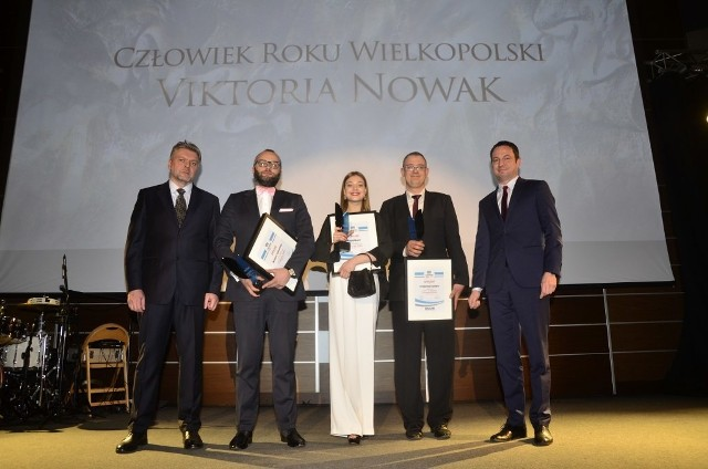 Człowiek Roku 2015 i Medale Młodej Sztuki - uroczysta gala w Centrum Kongresowo-Dydaktycznym UMP