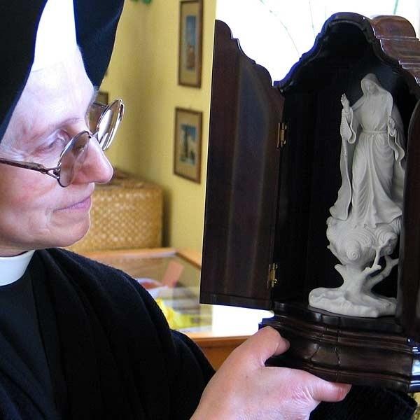W Muzeum Archidiecezjalnym w Przemyślu zobaczyć można m.in. dary, które podarował mu papież Jan Paweł II.