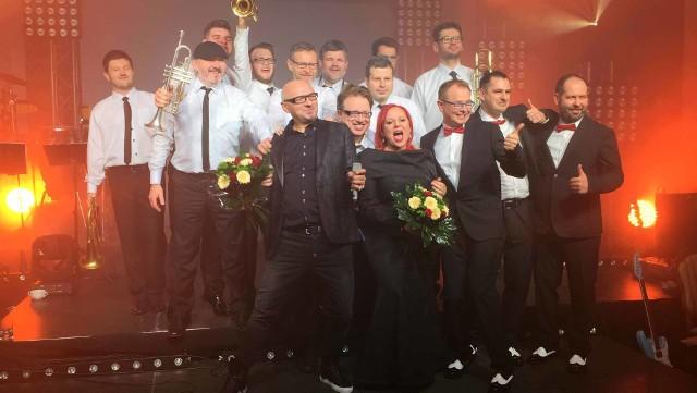 Grupie Lombrad na urodzinowej trasie towarzyszy big band kierowany przez Jana Zeylanda