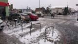 Parkingi rowerowe powstają na Grunwaldzie - podjedź na przystanek jednośladem, a dalej jedź autobusem lub tramwajem