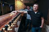 Z 33 kranów poleje się piwo rzemieślnicze. Nowy adres z pianką w Białymstoku