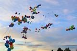 Łódzkie. 860 kolorowych balonów na 860 rocznicę konsekracji świątyni w Tumie! Minęło 860 lat od konsekracji świątyni w Tumie.