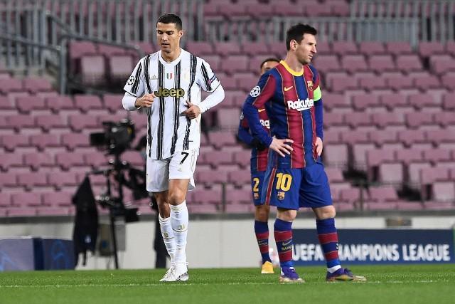 Messi i Ronaldo zmierzą się już w fazie grupowej Ligi Mistrzów?