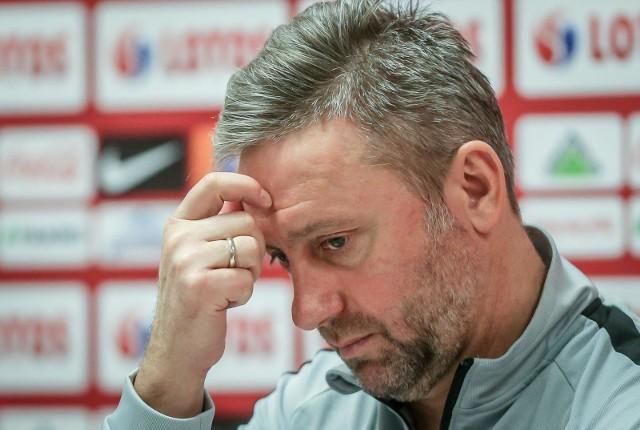 Jerzy Brzęczek nie wytrzymuje ciśnienia. Skrytykował dziennikarza na przed kamerami telewizji