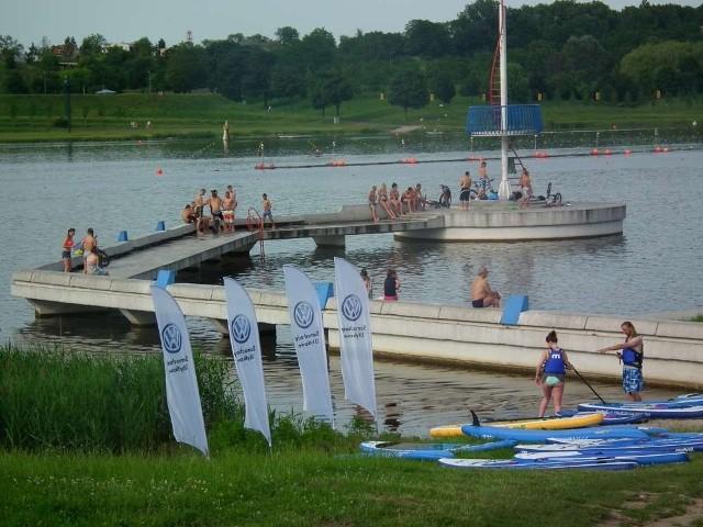Kąpieliska w Poznaniu jeszcze nie są strzeżone