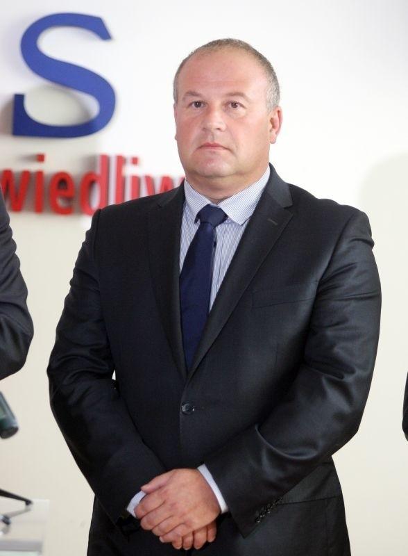 Artur Szałabawka, kandydat na prezydenta Szczecina
