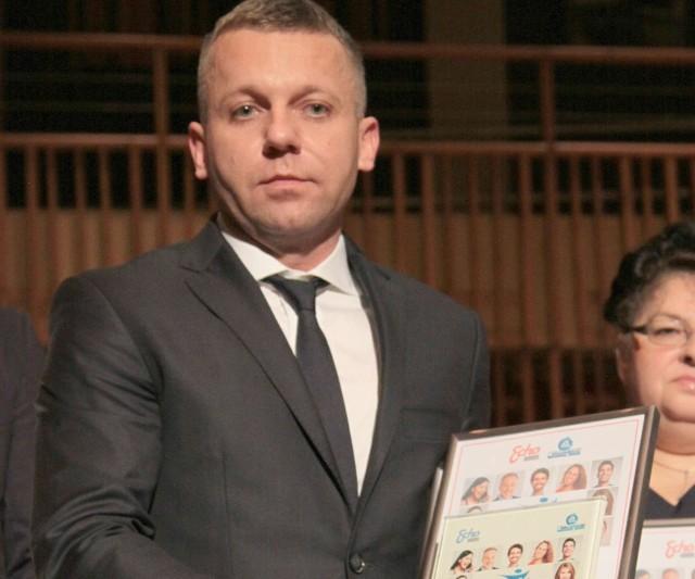 Marcin Ruta został Człowiekiem Roku 2017 Regionu Radomskiego.