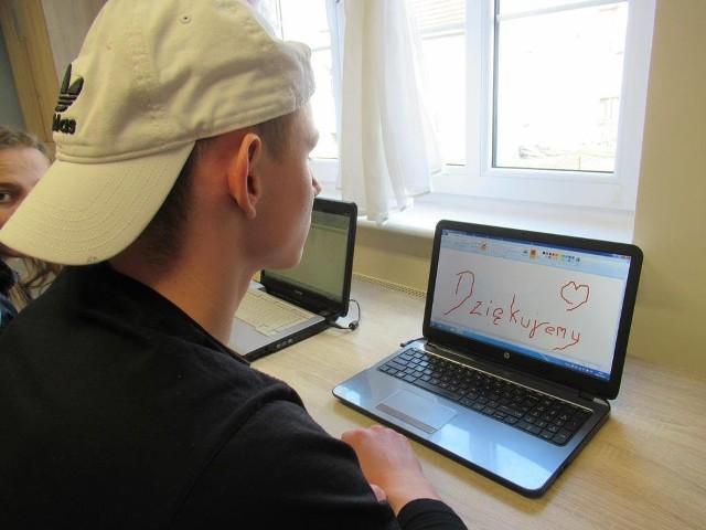 W domu dziecka w Sulęcinie przypadały 3 laptopy na 14 podopiecznych. Z pomocą ruszyli mieszkańcy