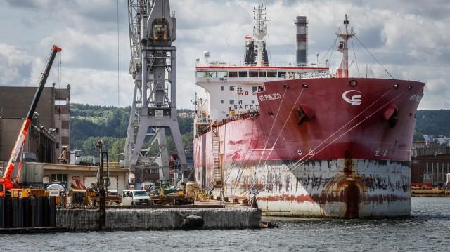 Rosną przeładunki w Porcie Gdynia. Bardzo duża dynamika wzrostu, pomimo pandemii