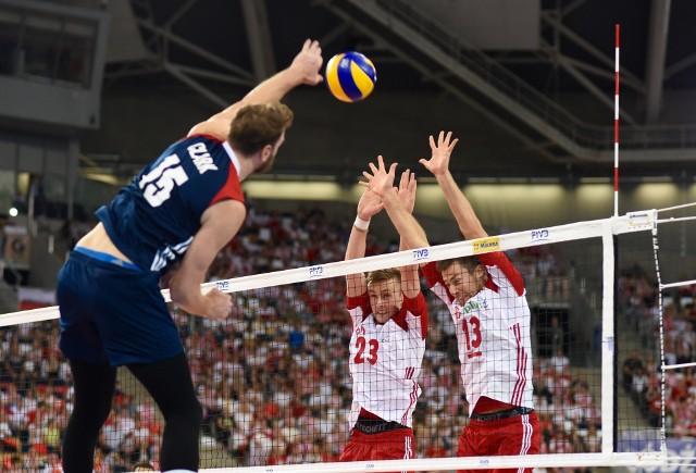 Liga Światowa: Mecz Polska - Stany Zjednoczone