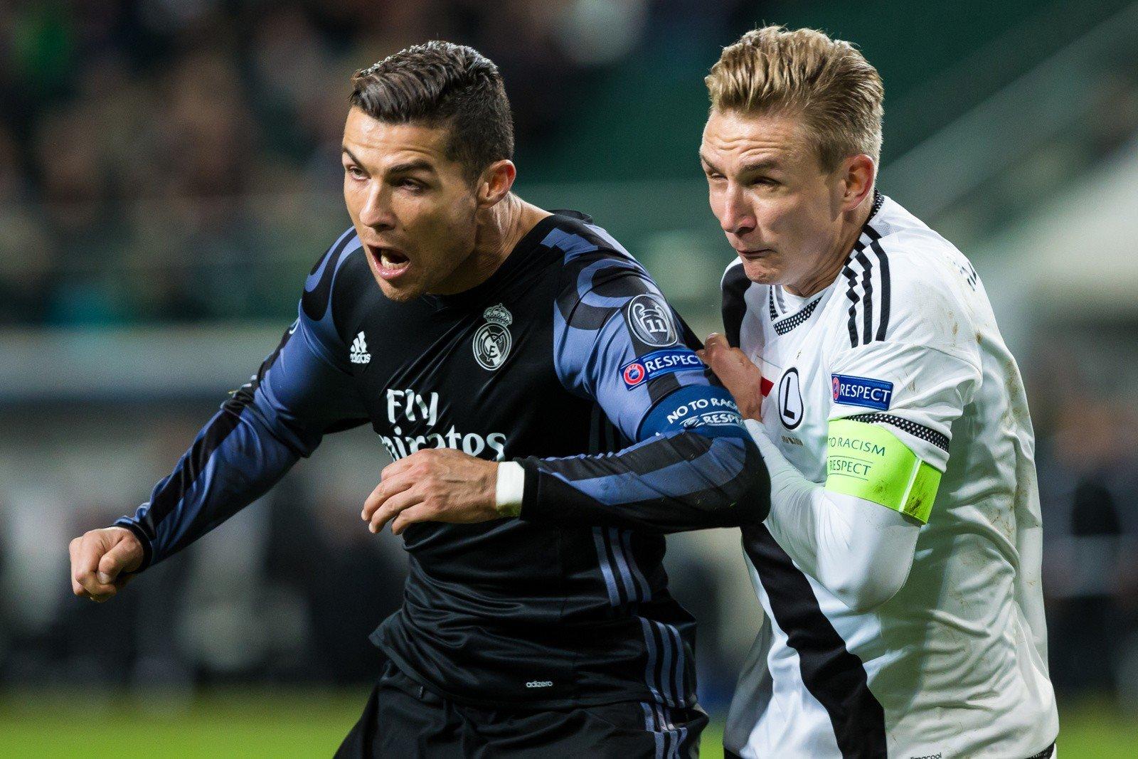 e10761a59 Liga Mistrzów: Real - Atletico 3:0. Hat-trick Cristiano Ronaldo w ...