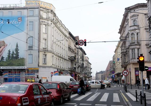 Więcej ograniczeń dla kierowców w Poznaniu