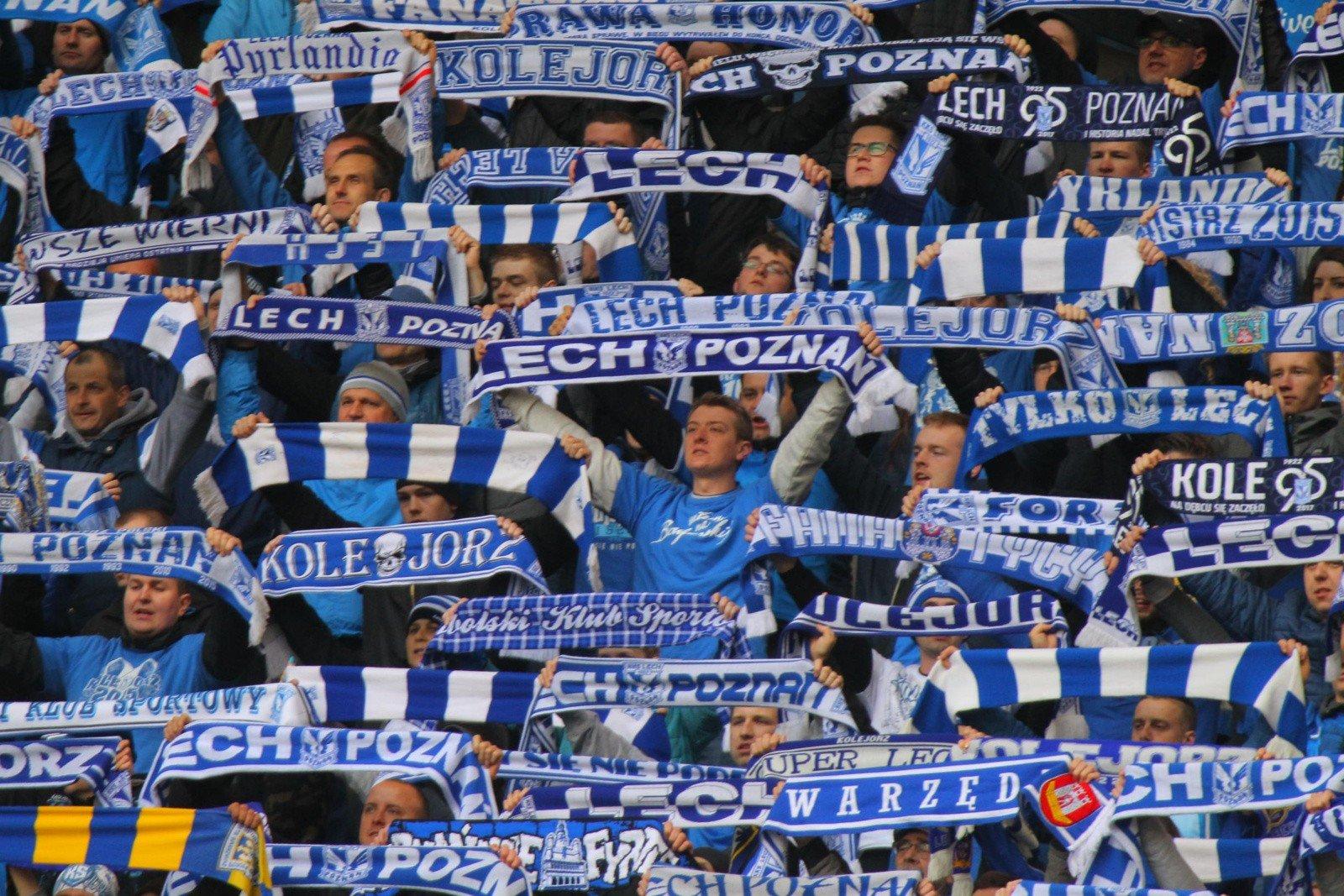 Inteligentny Lech - Legia: Sprzedano już ok. 20 tys. biletów!   Gol24 YL77