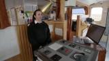 Klaudia Skotnica-Filat - mama i kapitan żeglugi wielkiej
