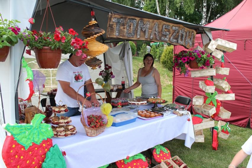V święto truskawki w gminie Puławy
