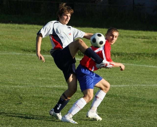 VI liga Kraków, wrzesień 2009: Płaszowianka Kraków - Pogoń Skotniki
