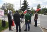 Akcja we wsi Bobrowniki w gminie Otyń. Mieszkańcy zdecydowali co dalej. Zamiast blokady będzie nowa forma protestu