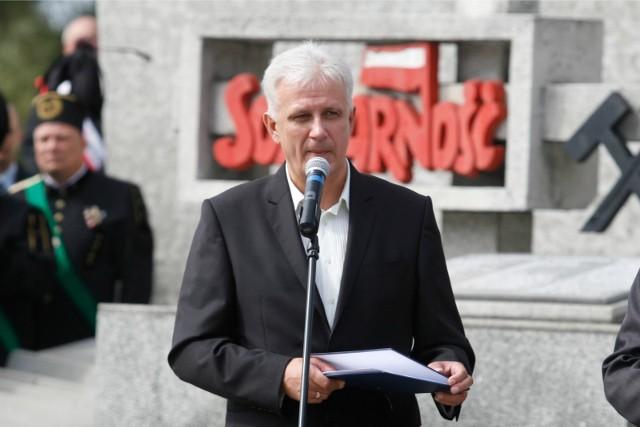 """Dominik Kolorz, szef śląsko-dąbrowskiej """"Solidarności"""""""