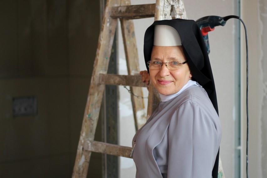 Siostra Sercanka Alberta w Domu Pomocy przy ulicy...