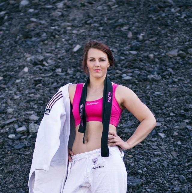 Judoczka Czarnych Beata Pacut wygrała głosowanie w Bytomiu - 570 głosów.