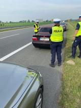 Kierowca BMW pędził na poznańskim odcinku autostrady A2 blisko 205 km/h. Otrzymał aż cztery mandaty