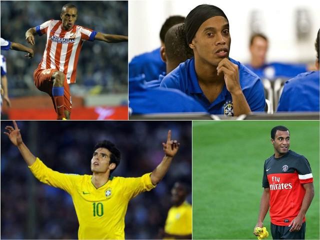 Nieobecni Brazylijczycy