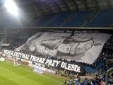 Lech Poznań - Legia Warszawa 2:0. Kibice Kolejorza zaprezentowali efektowną oprawę. Zobacz zdjęcia!